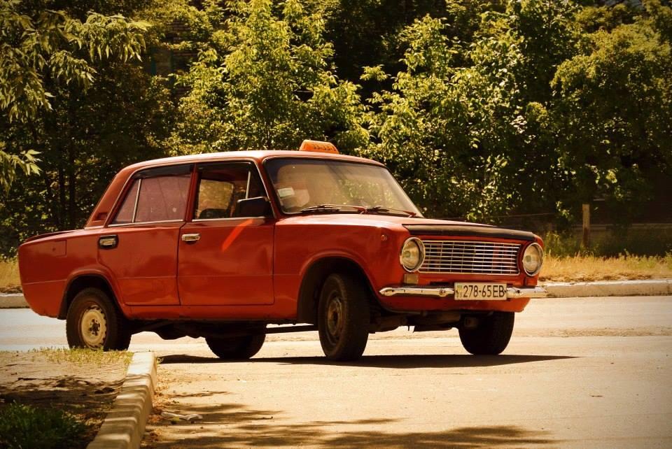 Taxi Slovyansk