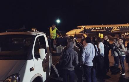 Аеропорт Чернівці
